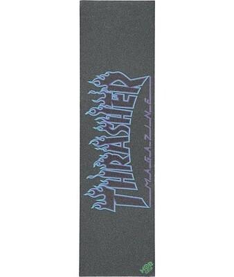 MOB - Thrasher Blue Flame