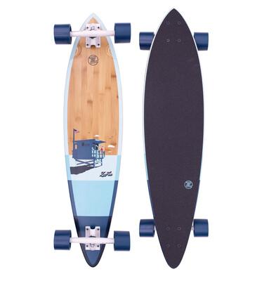 Z-Flex Bamboo Pintail Longboard