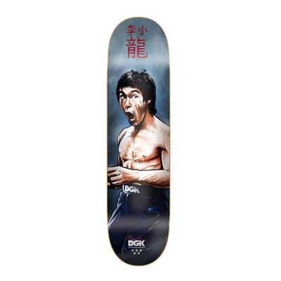 DGK - Bruce Lee Focused Deck 8.0