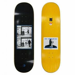 Polar Skate Co. - Klez Kidney For Sale - Black 8.375