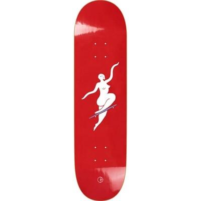 Polar Skate Co. - No Comply Red 7.875