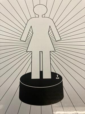 Acrylic OG Girl Lamp