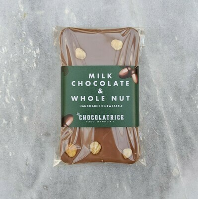Milk Chocolate Whole Nut
