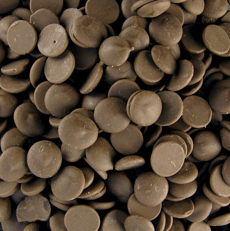 Cappuccino Chocolate Buttons