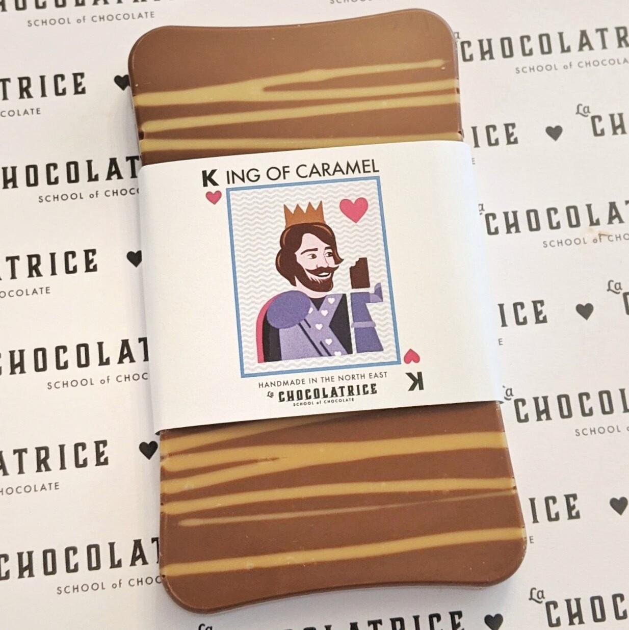 The King of Caramel Bar