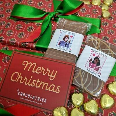 A Royally Christmassy Gift Box