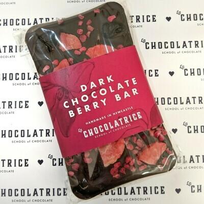 Dark Chocolate Berry Bar (suitable for Vegan)