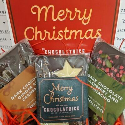 Dark Chocolate Lovers Gift Box (Suitable for Vegan)