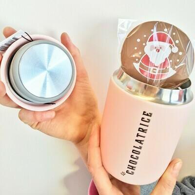 La Chocolatrice Keep Cup (+ Free Xmas Lollypop!)