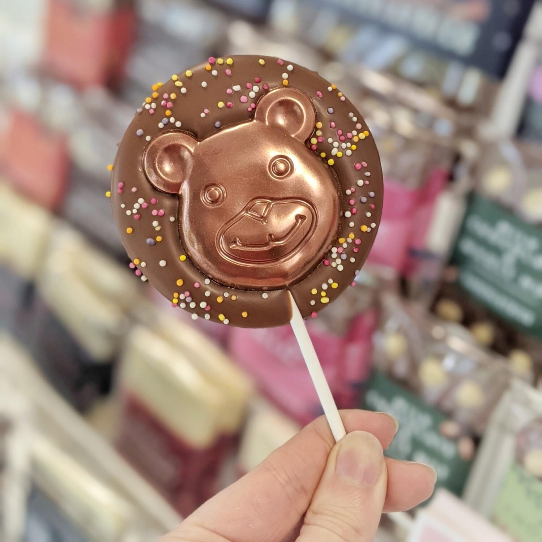 Teddy Bear Lollypop