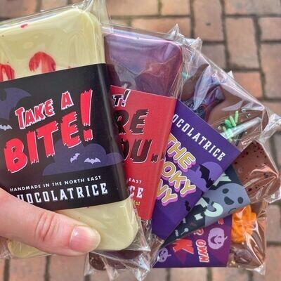 NEW! The Ultimate Halloween Treat Box