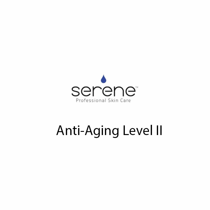 SERENE SAMPLE ANTI-AGE LEVEL II KITS