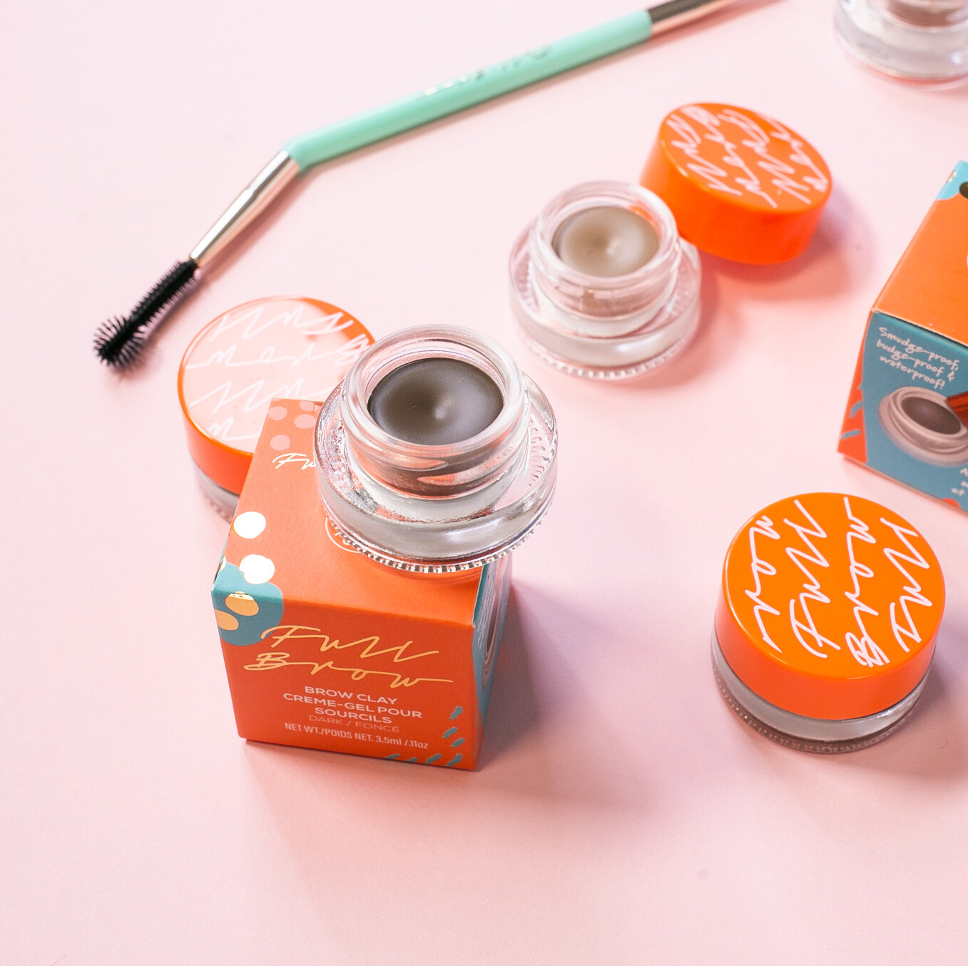 Full Brow - Brow Clay
