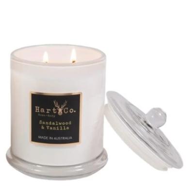 Sandalwood & Vanilla 150g Candle