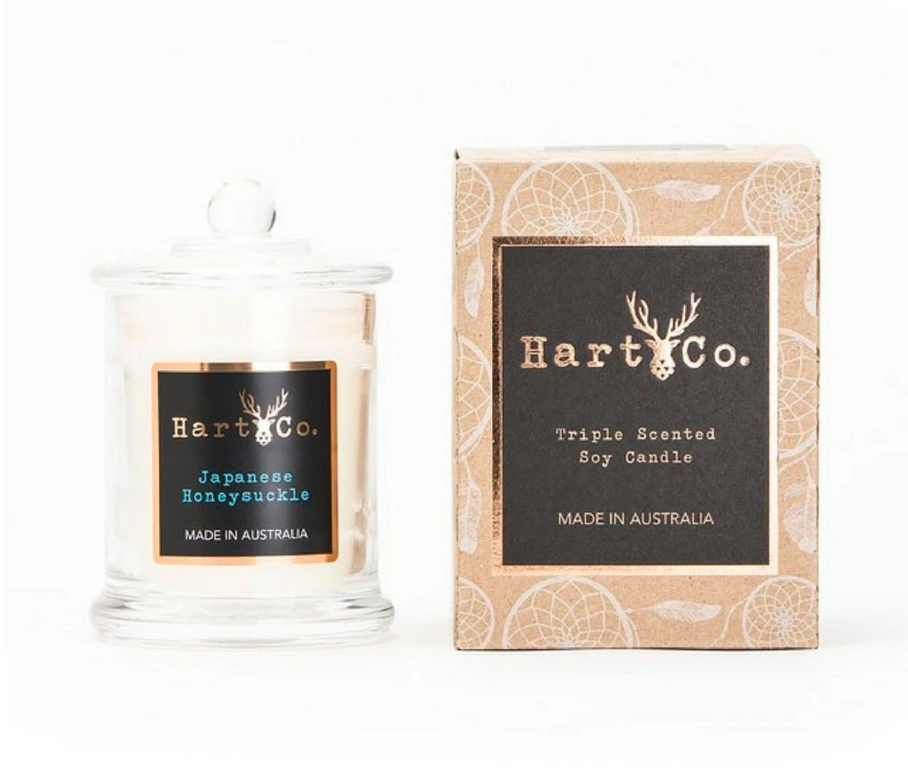 Japanese Honeysuckle 150g Candle