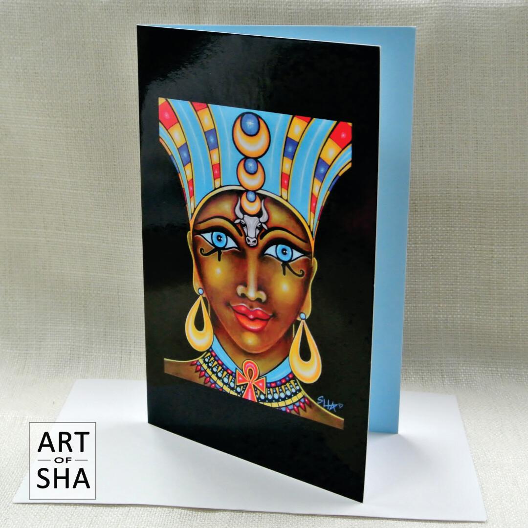 """Ancient Wisdom"" - Art Card"