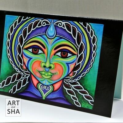 """""""The Beholder"""" - Art Card"""