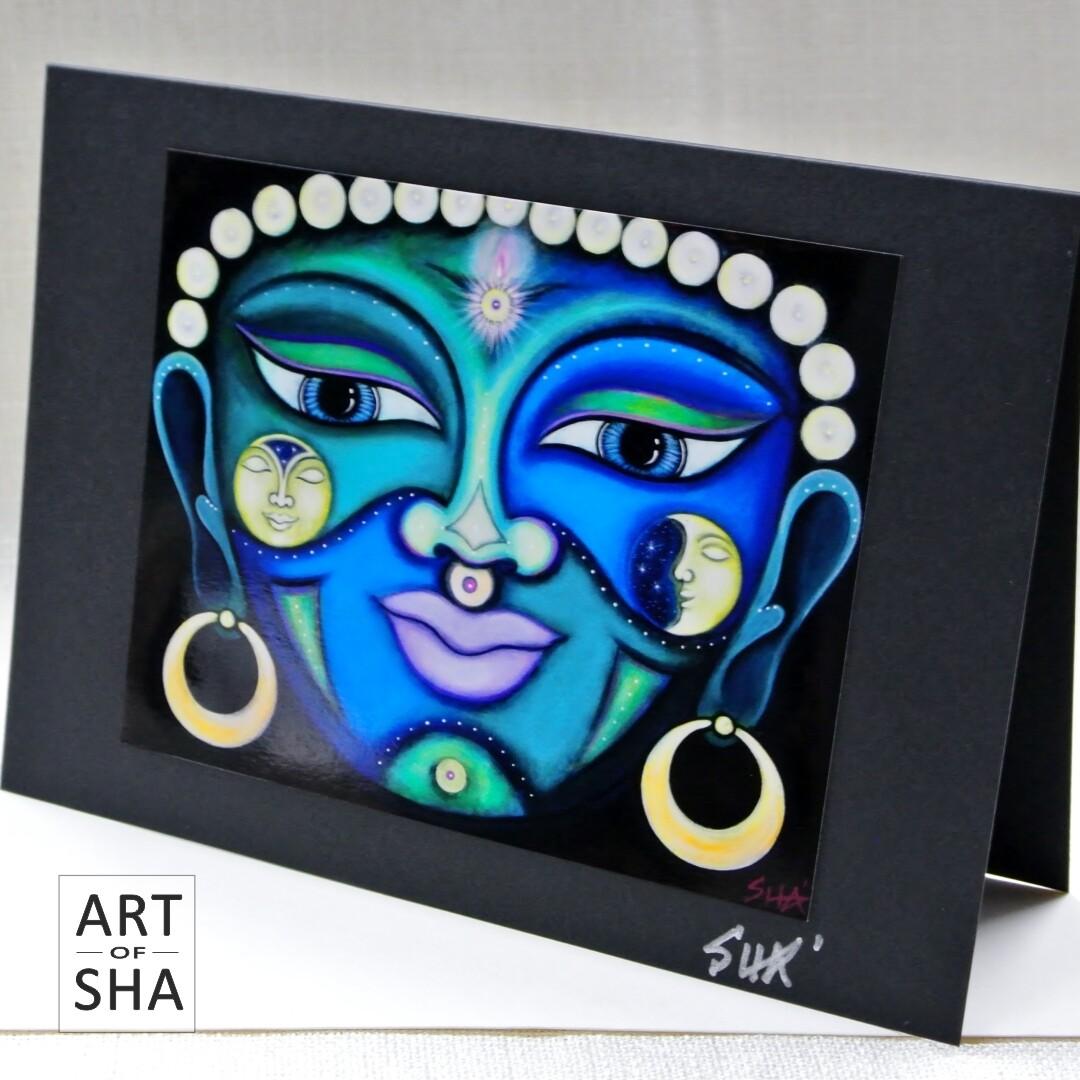 """Creator Spirit"" - Art Card"