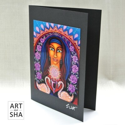"""""""Devotion To Truth"""" - Art Card"""