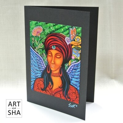 """""""Inner Healer"""" - Art Card"""