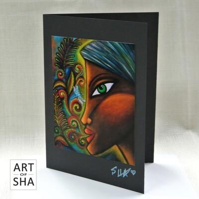 """The Exchange"" - Art Card"