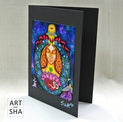 """""""Touch Of Glory"""" - Art Card"""