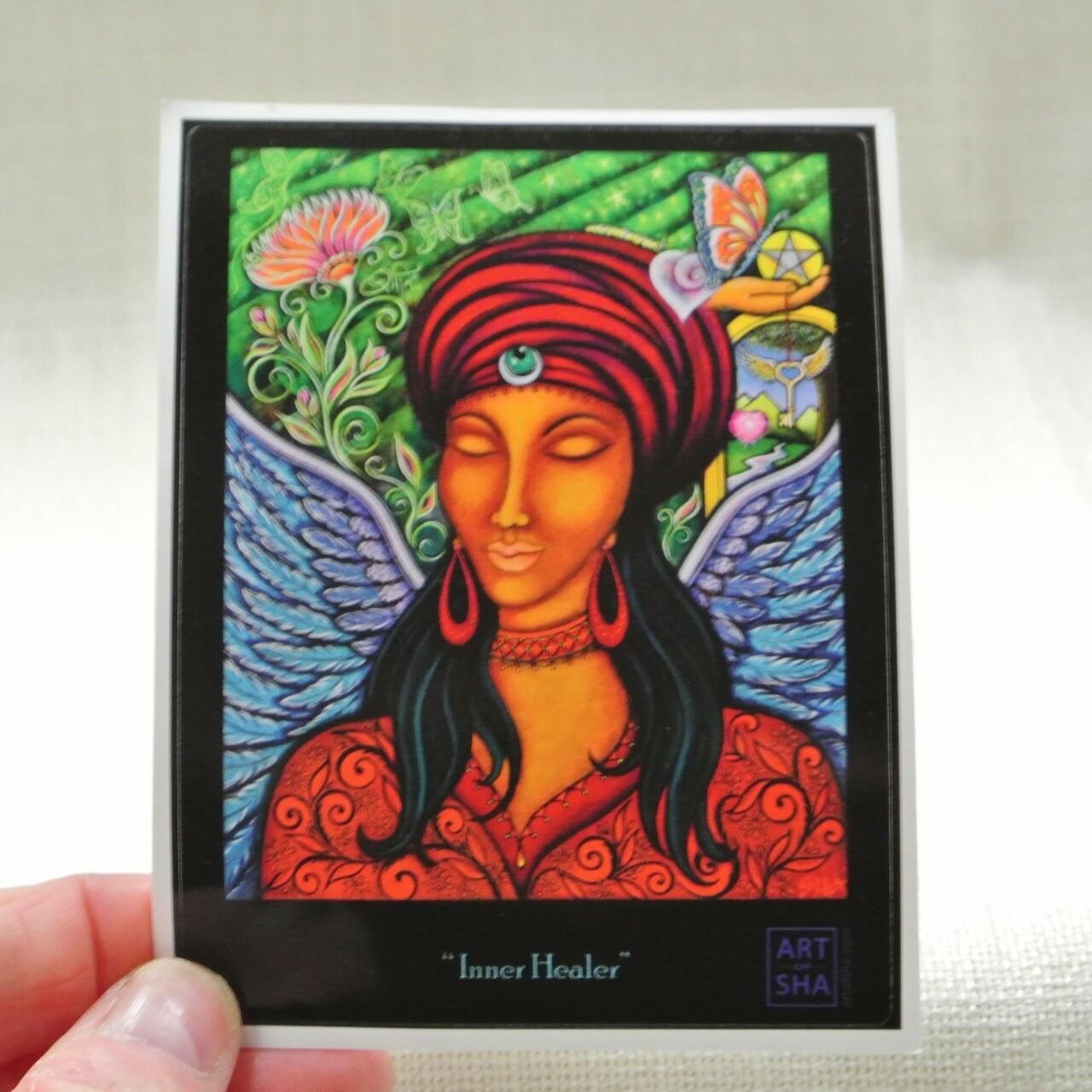 """""""Inner Healer"""" Sticker"""