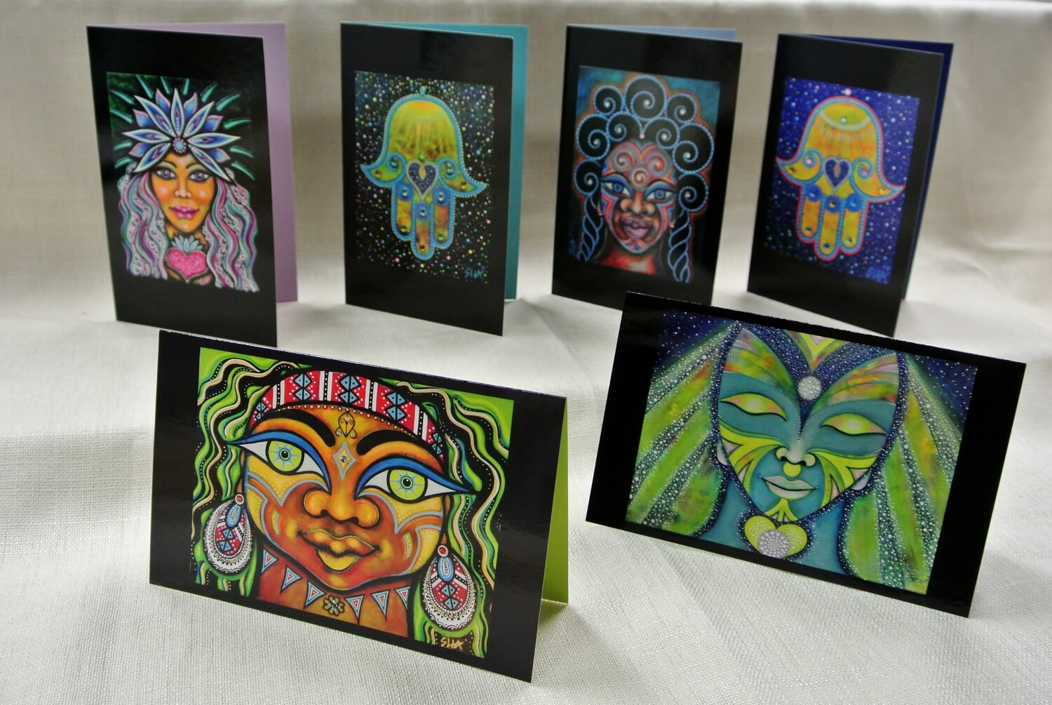 Bulk Buy Art Cards - Your Choice of 6 Cards at a Special Price