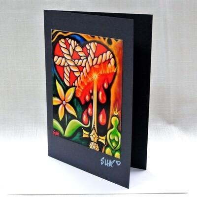 """""""Conscious Awakening"""" - Art Card"""