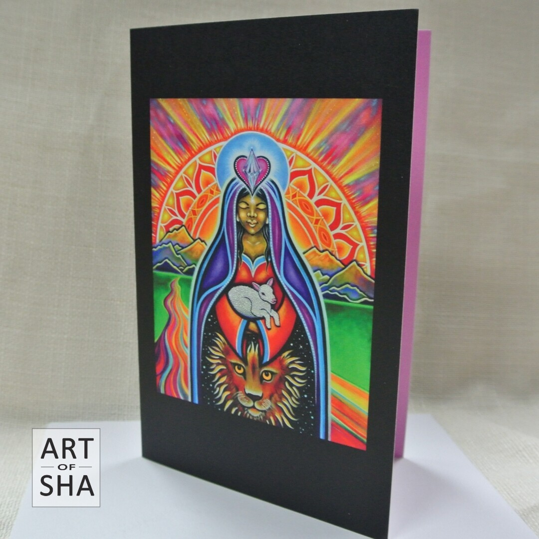 """""""Great Awakening"""" - Art Card"""