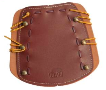 Fred Bear Traditional Armguard Wide