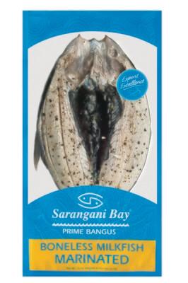 Sarangani Bay Deboned Marinated Milkfish (350-450g)