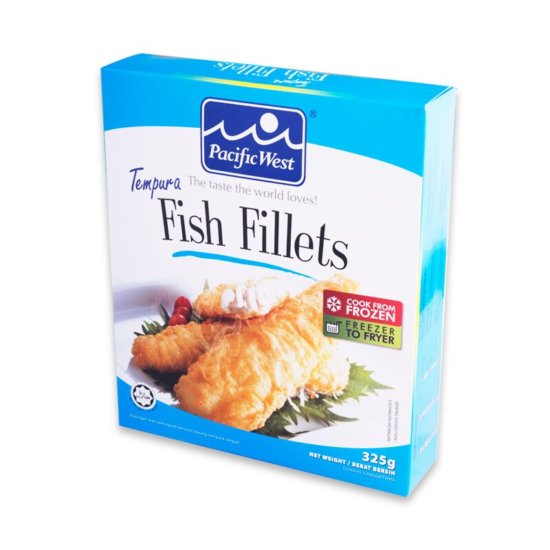 Tempura Fish Fillets (325g)