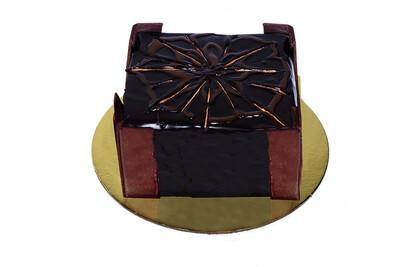 Swiss Chocolate Cake 6