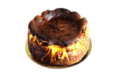 Basque Cheesecake 6