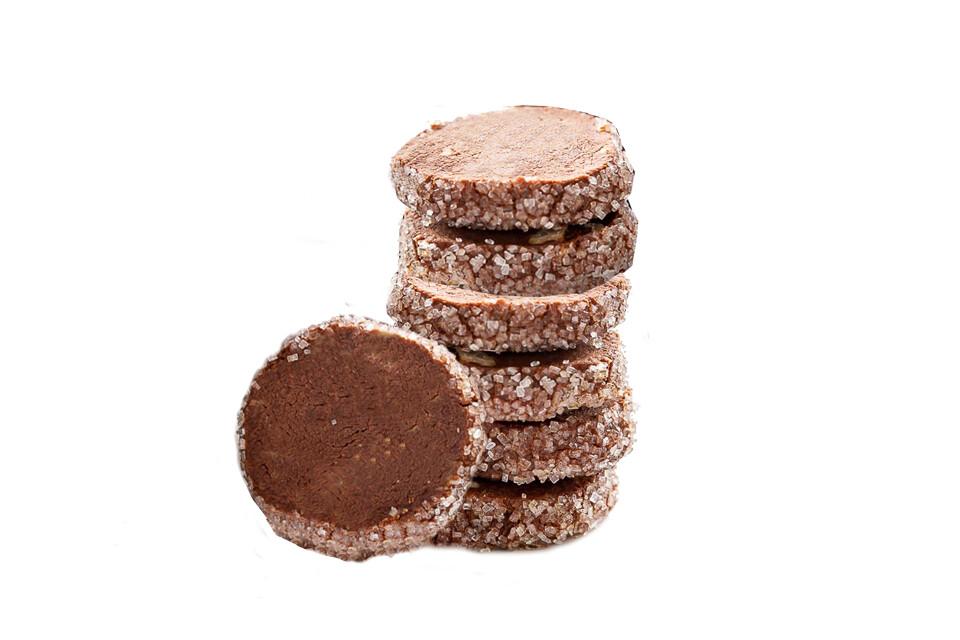 Mesclun Shortbread Cookies