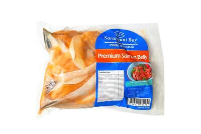 Sarangani Bay Salmon Belly Strips (450-500g)