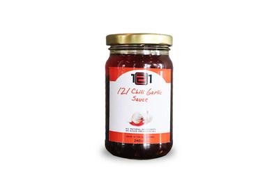 121 Chili Garlic Sauce (240mL)