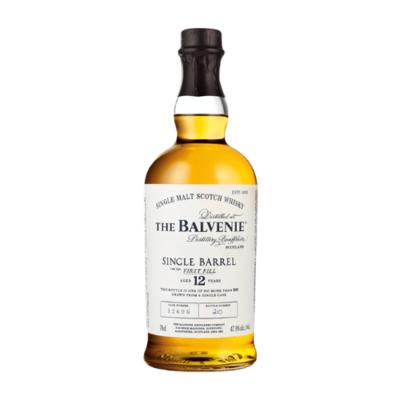 Balvenie 12 Year Old DoubleWood Single Malt Scotch Whiskey (700mL)