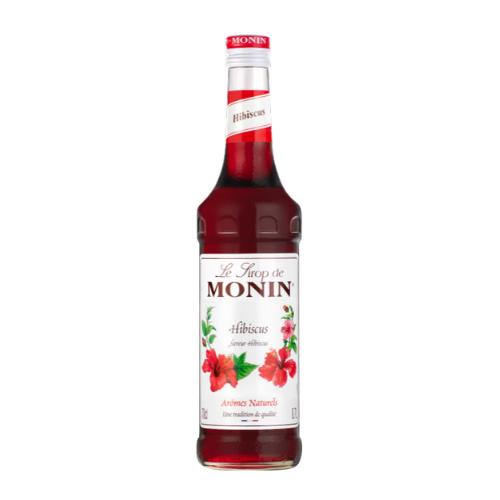 Monin Hibiscus Syrup (700mL)