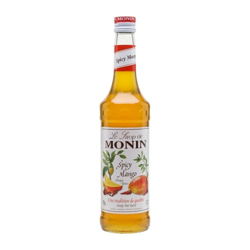 Monin Spicy Mango Syrup (700mL)