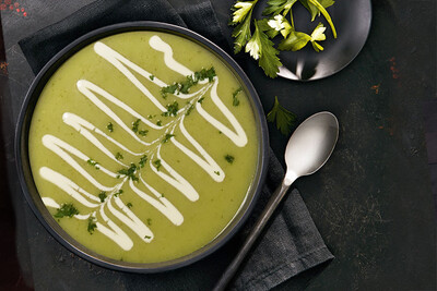 Chuck's Deli + Bakery Broccoli Soup (500g)