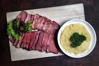 Chuck's Deli + Bakery Reuben Corned Beef (300g)