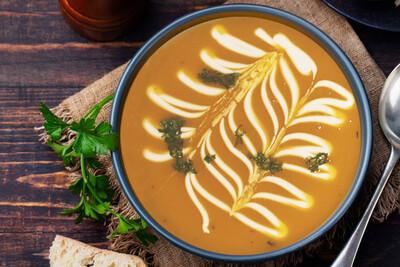 Chuck's Deli + Bakery Squash Soup (500g)