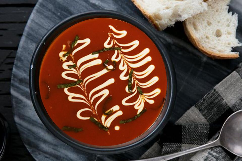 Chuck's Deli + Bakery Tomato Basil Soup (500g)