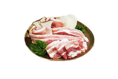 Sliced Pork Belly Liempo (1kg)