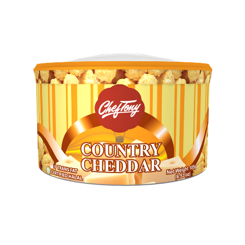 Chef Tony's Country Cheddar (Large)