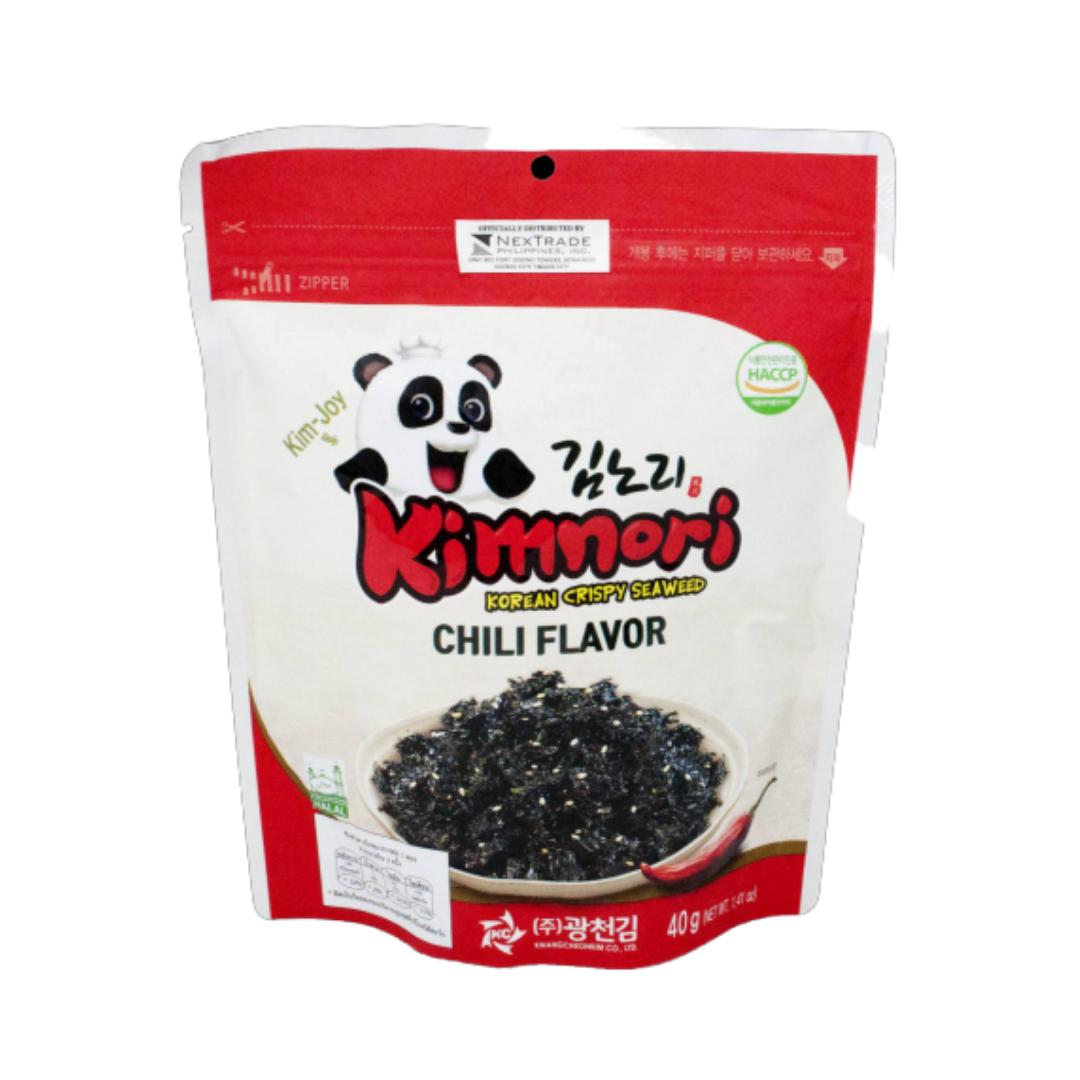 Korean Crispy Seaweed Chili Flavor (40g)