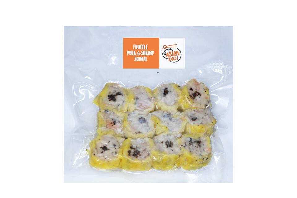 Truffle Pork & Shrimp Siu Mai by 12