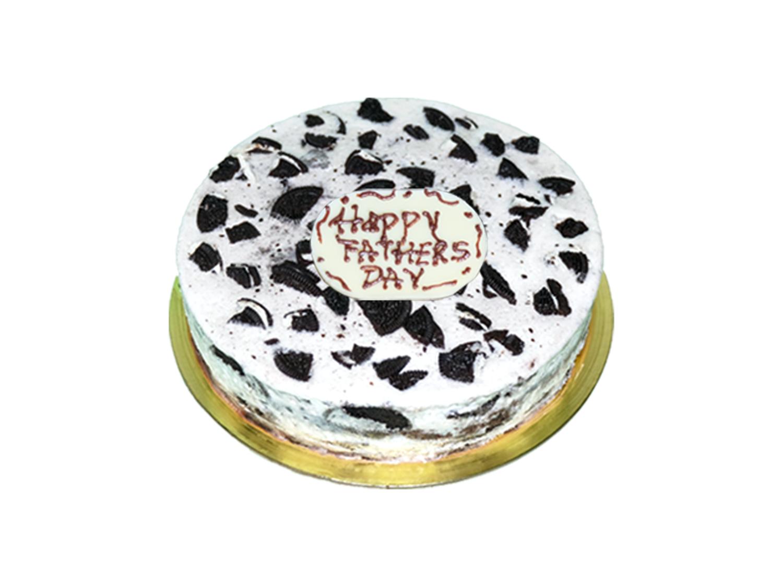 Cookies & Cream Ice Cream Cake